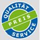 Qualit?t, Preis, Service